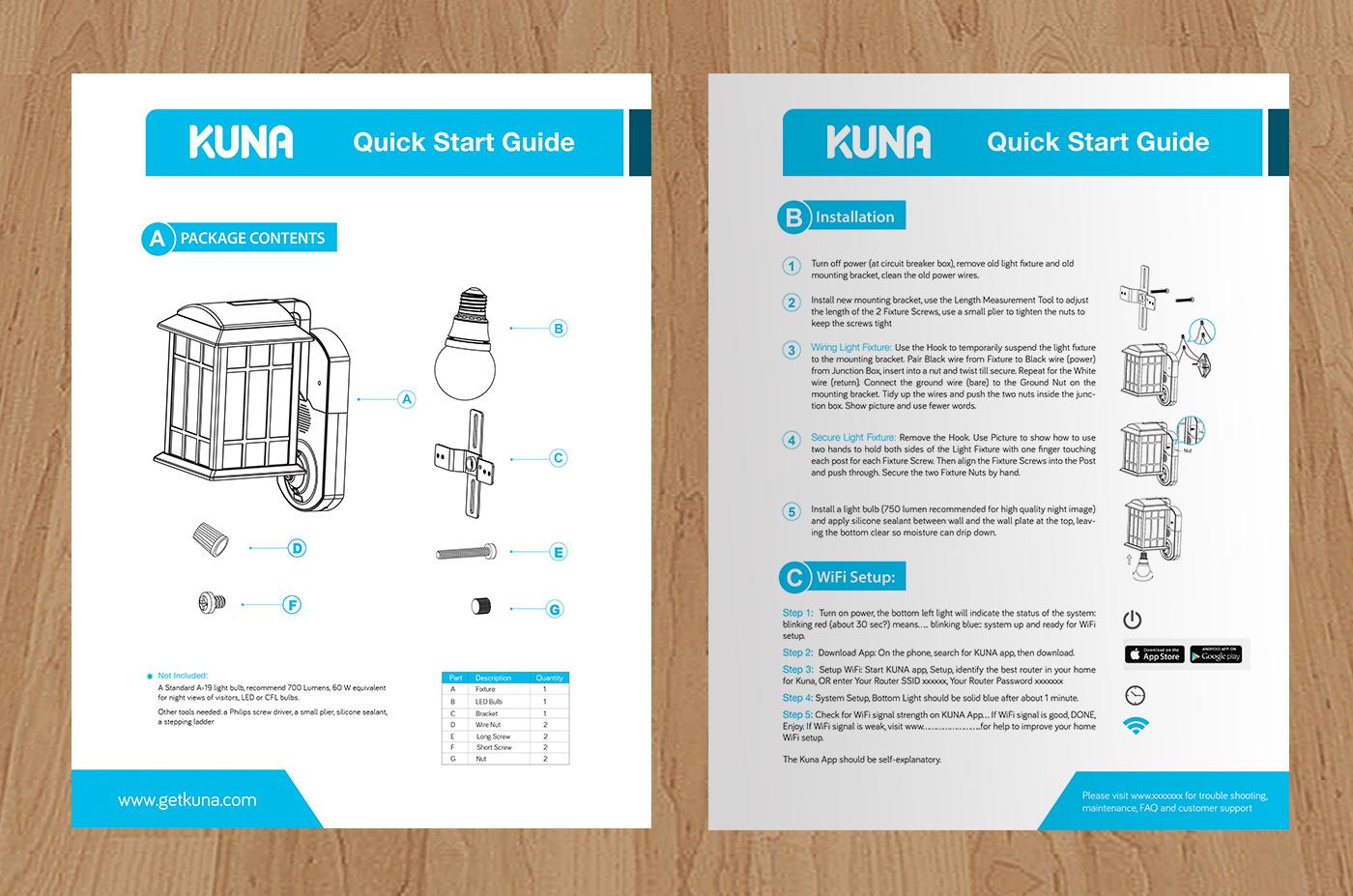 Camera Brochure Design for a Company by Zoe Studio | Design