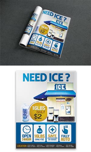 Brochure Design by EDEN B. DESIGN - Mailer