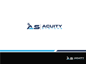 Logo Design by Graphix Lab - Acuity Systems Logo Design