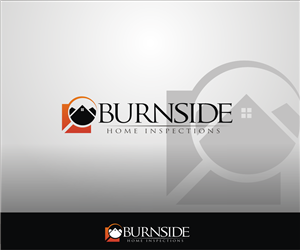 75 Serious Modern Home Inspection Logo Designs for Burnside Home ...