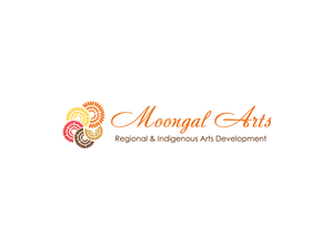 27 professional elegant painting logo designs for moongal arts a logo design design 4840585 submitted to australian regional aboriginal arts promotion company sciox Images