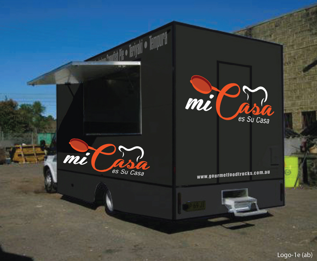 modern professional logo design for mi casa es su casa by esolbiz design 4877483. Black Bedroom Furniture Sets. Home Design Ideas