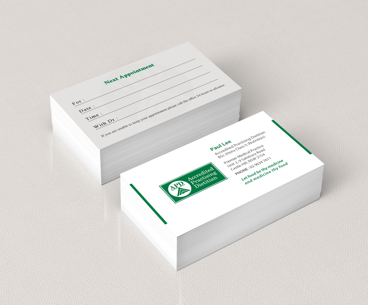 Business Card Design for Paul Lee by pixelfountain | Design #4855010