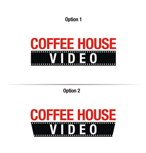 Logo Design by SK - Movies & Coffee