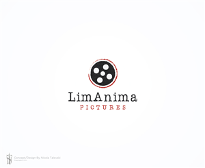 Logo Design by PenTool - Movie & Music Production House ( LimAnima Pictu...