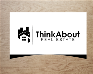 Logo Design by zengen - ThinkAbout Real Estate