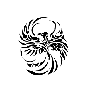 Illustration Design by kamen - Tattoo design