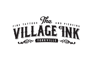 Logo Design by Kinetec - A high end tattoo shop in Toronto needs a logo
