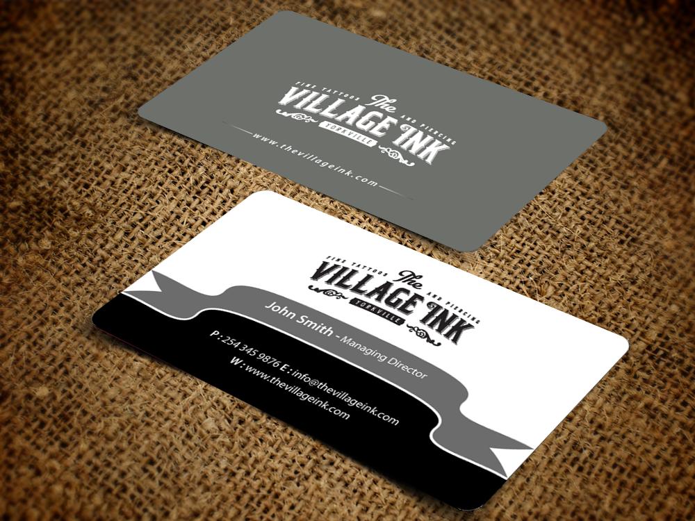 Masculine, Upmarket Business Card Design for Jonny Silverstein by ...