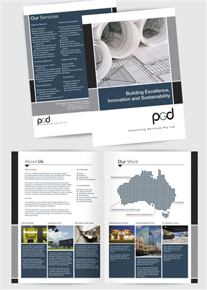 Brochure Design by tanya