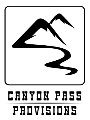 Logo Design for CANYON PASS Outdoor Outfitter Logo Design by JaySawyerDesign