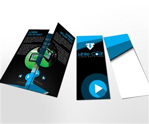 Brochure Design by Mediainfy - White Coat Video Solutions Brochure