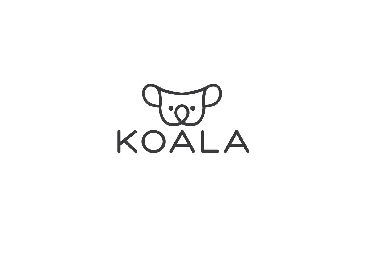Koala Art And Design : Software logo design for koala by dukedesign