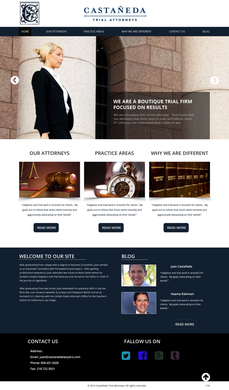 Modern Elegant Boutique Web Design For A Company By Pb Design 5630934