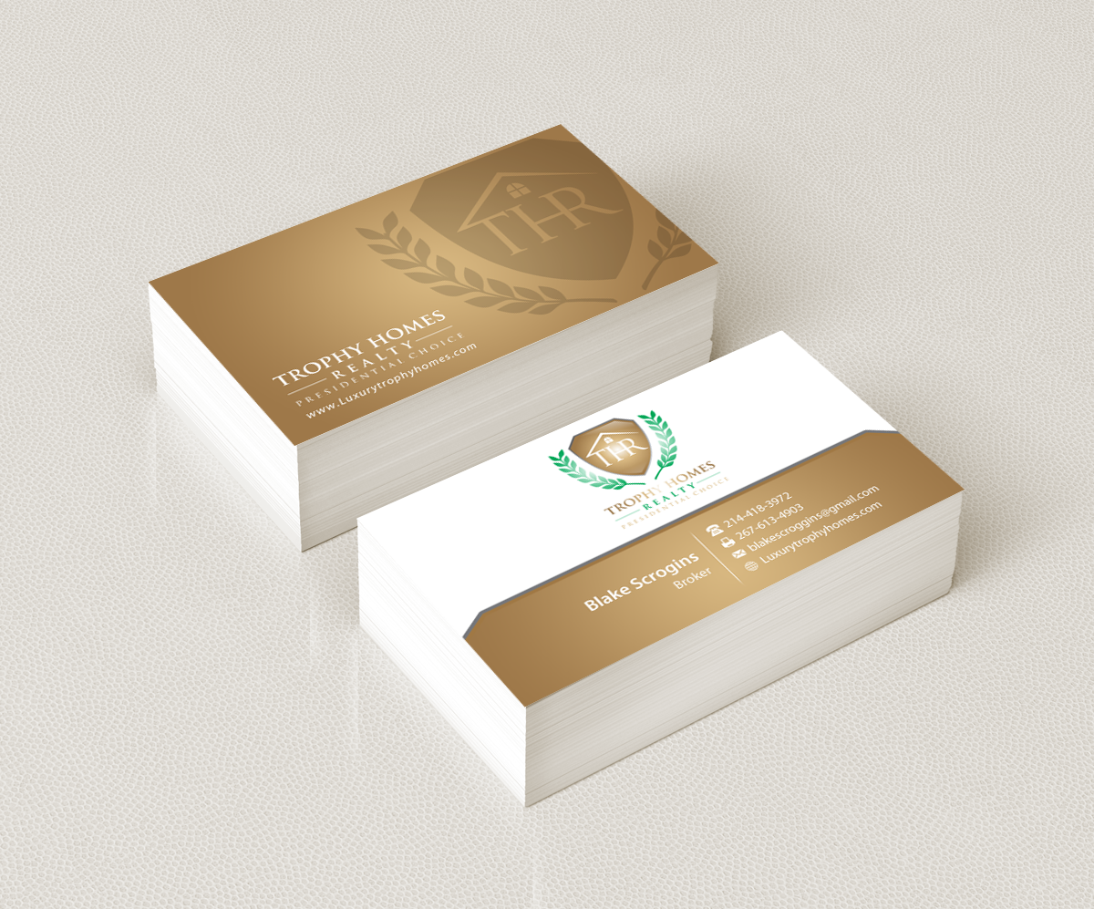 business card design by pixelfountain for this project design 4994778