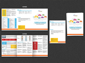 Brochure Design by yganess - Software Product Brochure