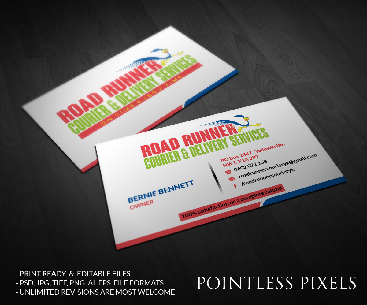 Serious, Professional, Residential Business Card Design for a ...