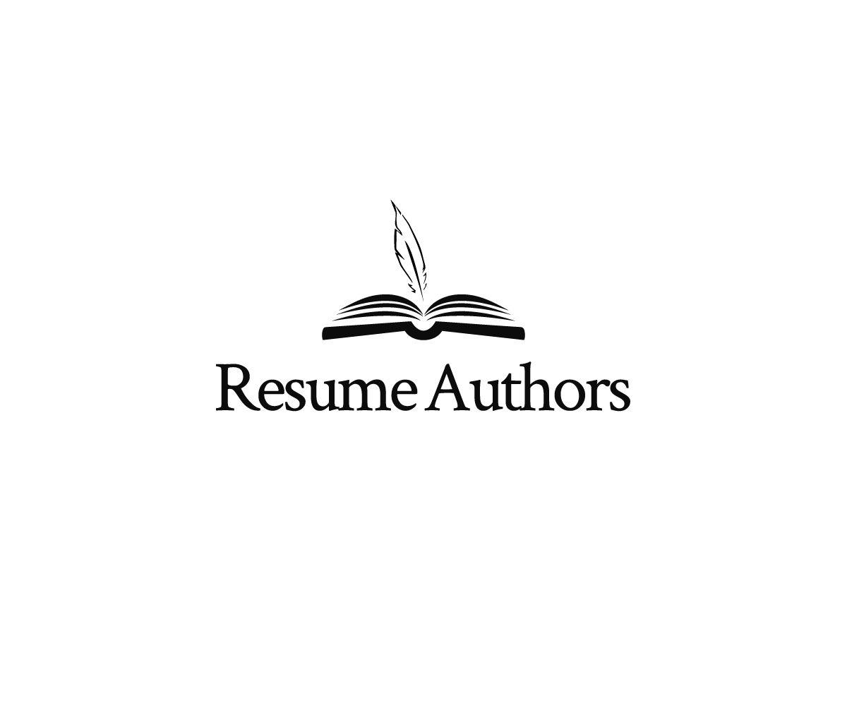 Logo Design For Resume Authors Llc By De Zeel Design 4935392
