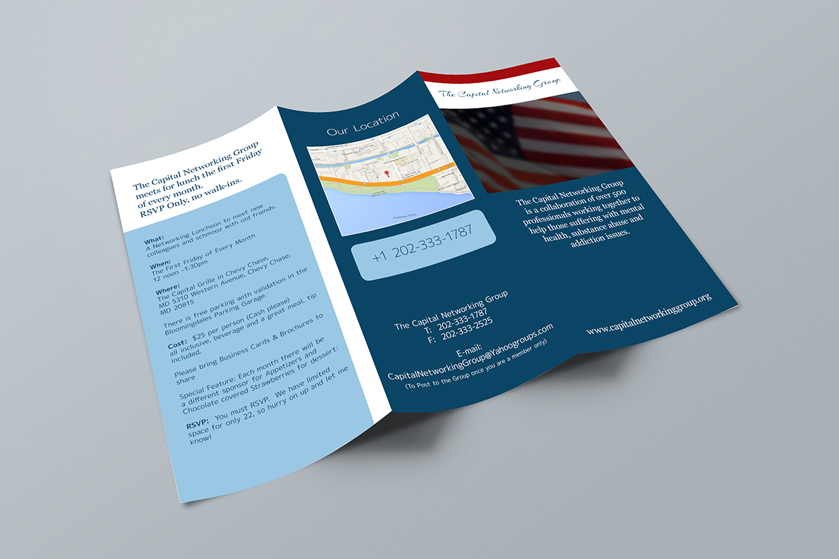 Brochure design for susan berlin associates by creative type brochure design by creative type for susan berlin associates design 4925932 reheart Gallery