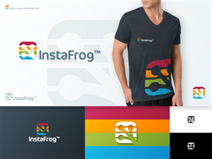 Logo Design by Raoul Camion - InstaFrog App