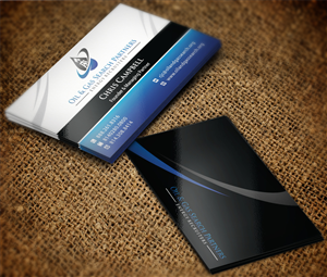 122 Professional Oil And Gas Business Card Designs for a