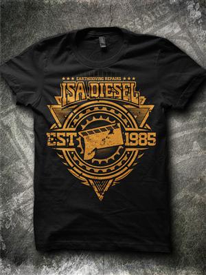 T-shirt Design by Jonya - Design a t-shirt