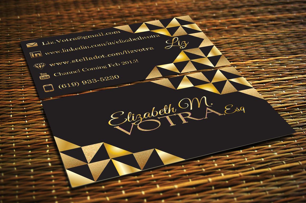 Generous Edgy Business Cards Photos - Business Card Ideas - etadam.info