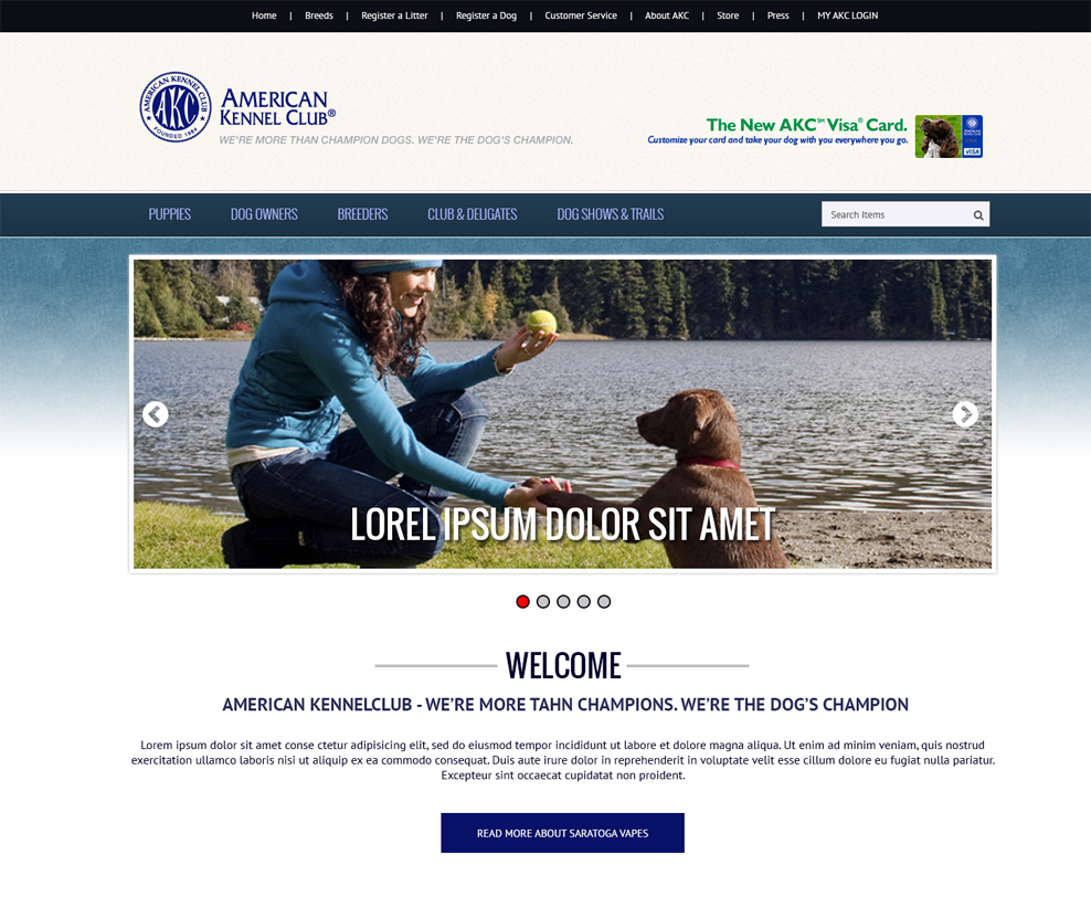 Web Design For You Must Love Dogs Dating Llc By Expert