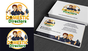 Logo Design by aga_ochoco - Logo - Australian (Gold Coast based) husband & ...