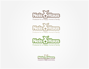 Logo Design by Yoopa - Logo design for Neis Haus small business