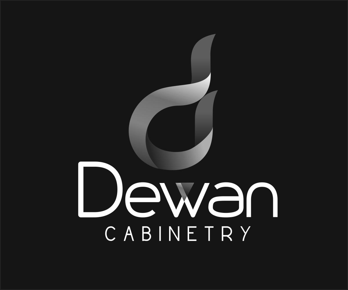 Logo Design for Dewan Cabinetry by Gigih Rudya   Design #4955218