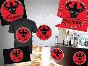 Logo Design for Ace It Fitness by JuxtapozZ