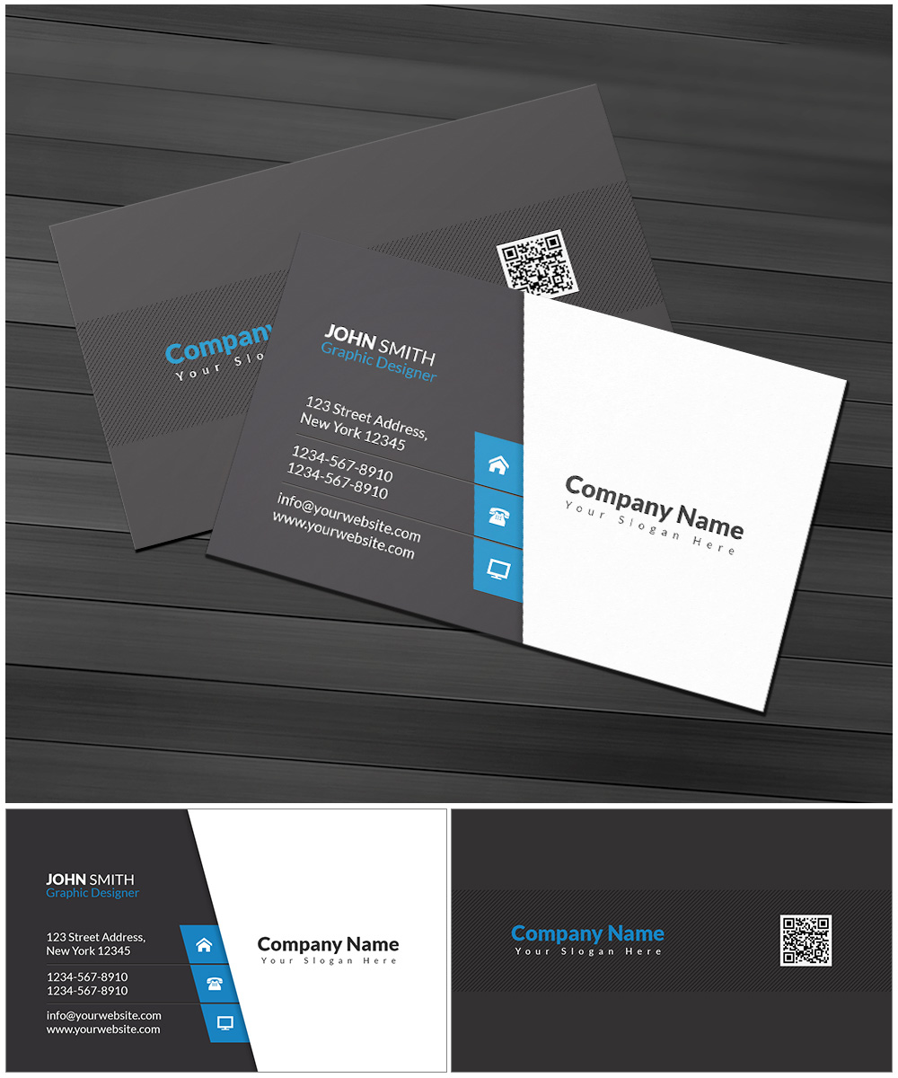Business business card design for blessed co by bcdesigns design business business card design for blessed co in qatar design 4950045 reheart Image collections
