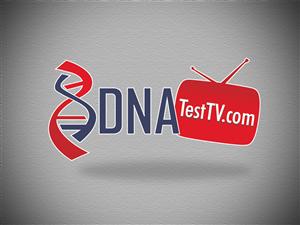 Logo Design for DNA Test TV by JuxtapozZ