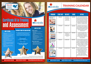 Flyer Design by hih7 - Training Program Flyers