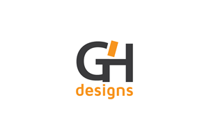 Gh Designs Create An Intriguing Looking Logo For A Gallery