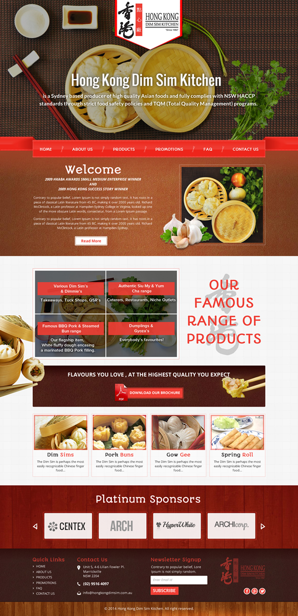 Web design for jeremy by sbss design 4934070 Kitchen design companies hong kong