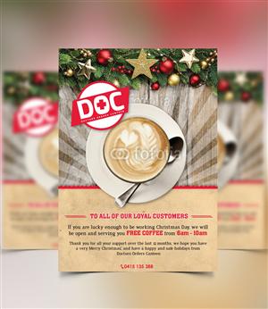 Flyer Design by DAStudioDesigns