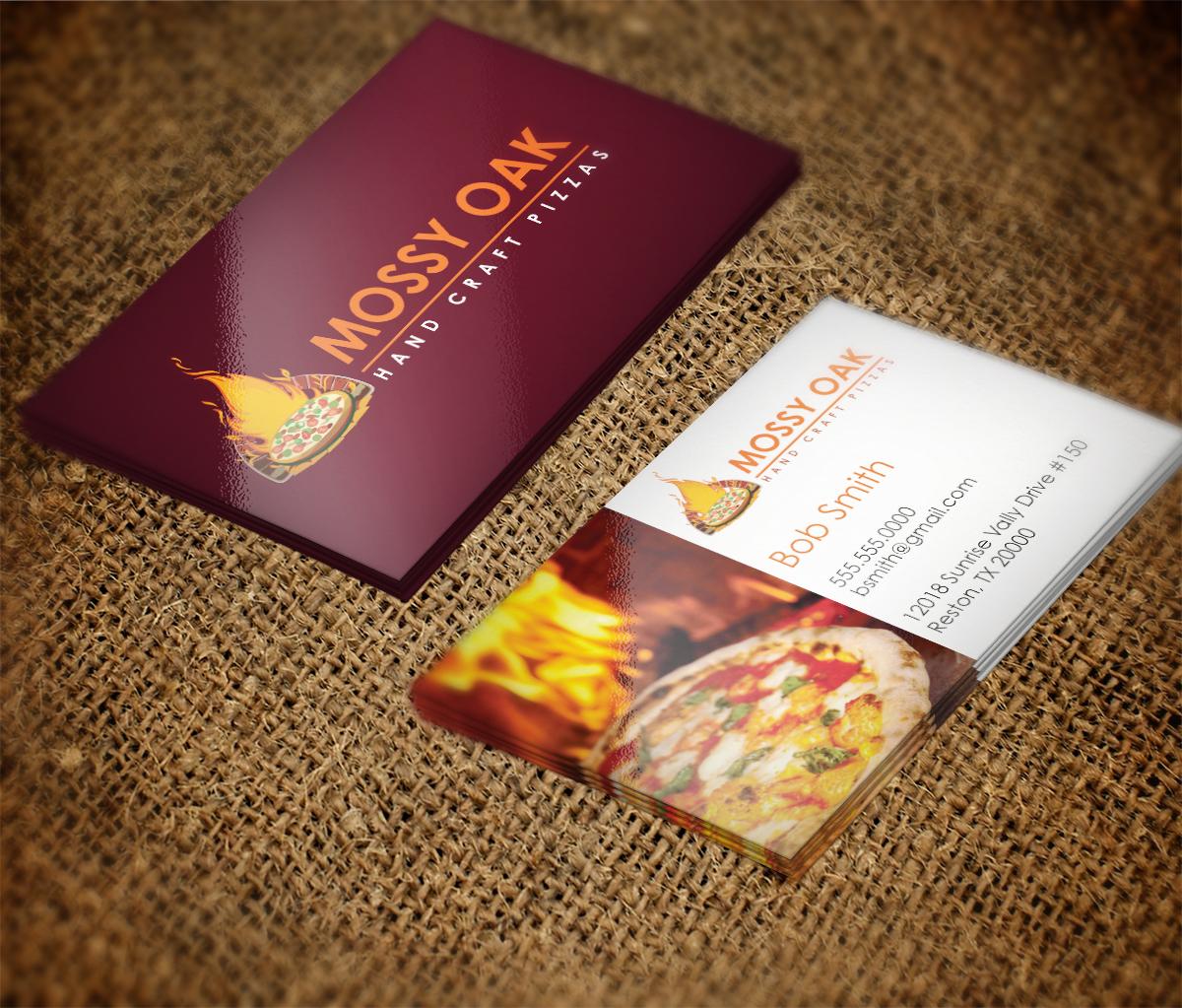 Business Card Design for curtis wright by CreativmindsJa | Design ...