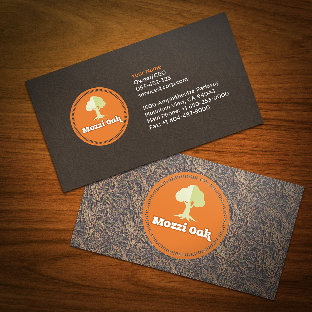 Business Card Design for curtis wright by FreshCreations | Design ...