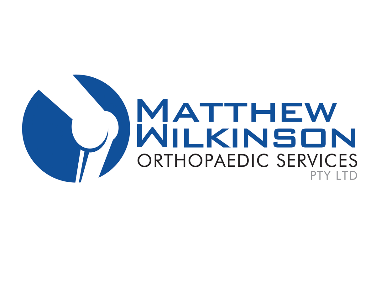 Logo Design For Matthew Wilkinson Orthopaedic Services Pty Ltd By Andysign Design 246320