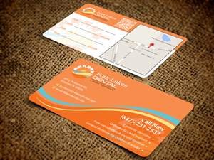 dental business card design 1000 s of dental business card design