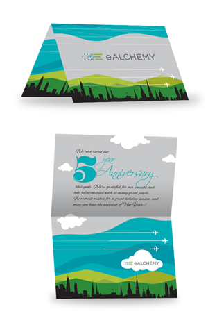 Greeting Card Design by Vikram Nongmaithem
