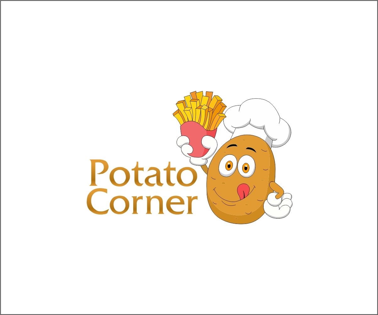Elegant Playful Health Poster Design For A Company By: Elegant, Playful Logo Design For Potato Corner By Amit