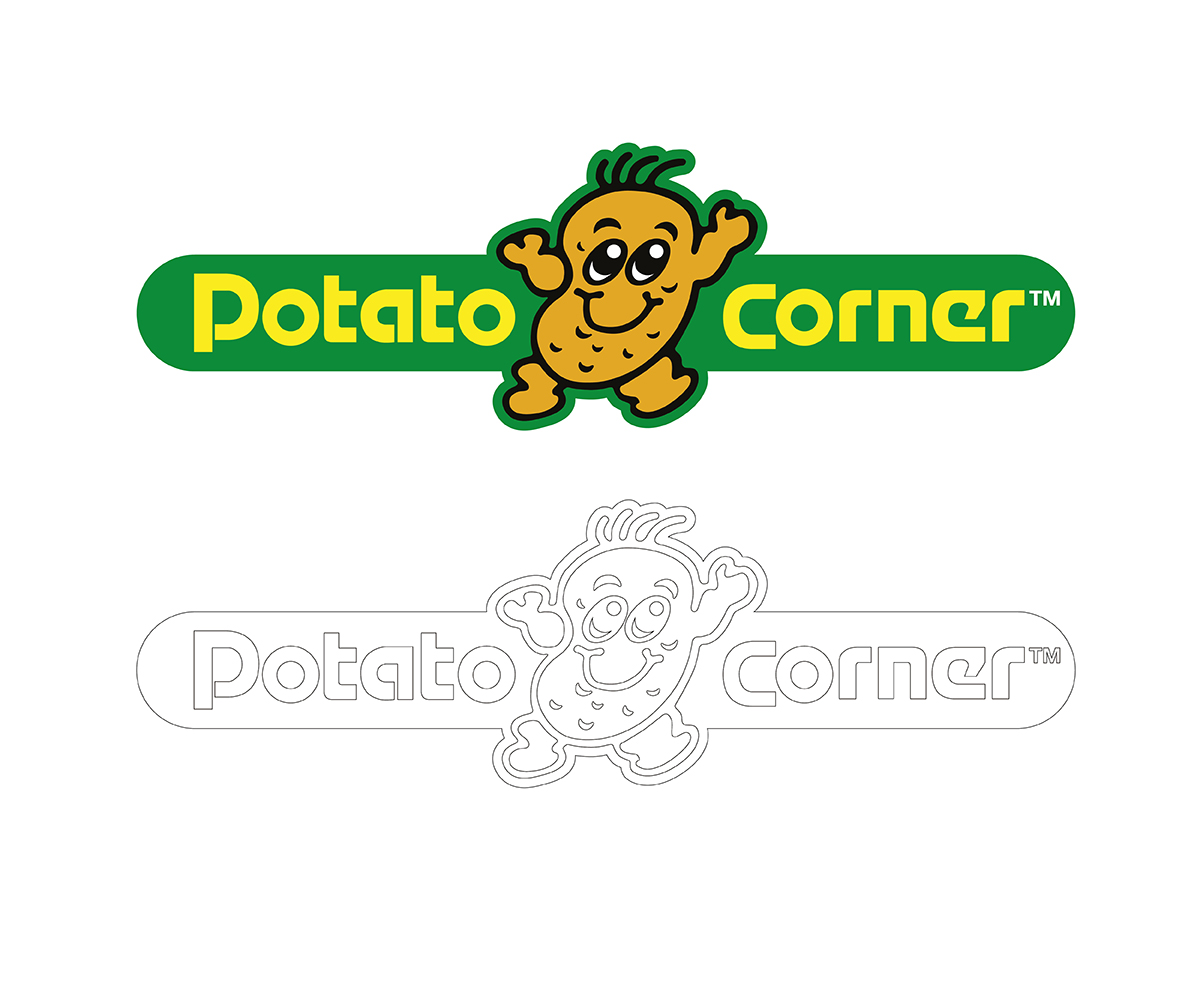 Elegant Playful Health Poster Design For A Company By: Elegant, Playful Logo Design For Potato Corner By BumbleB