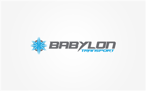 Graphic Design by Octav - Babylon Transport