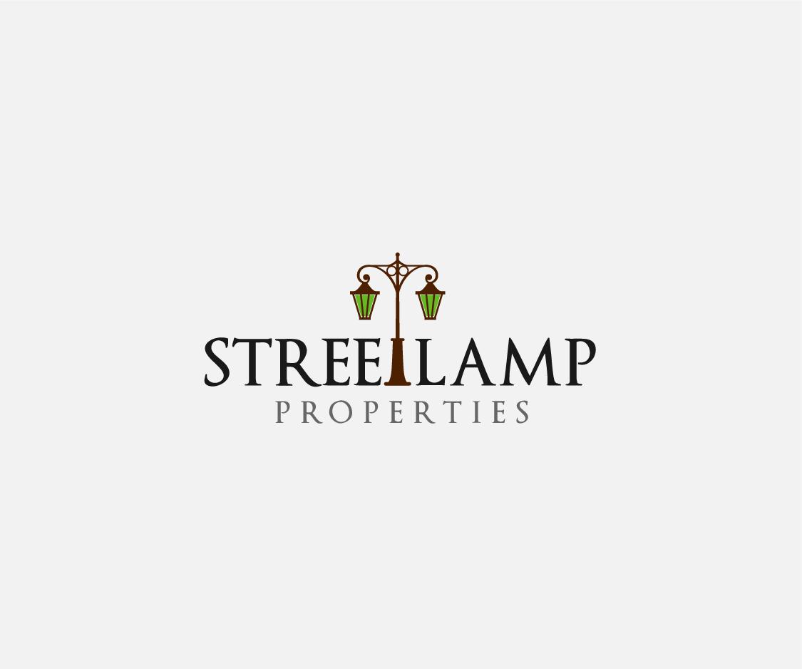 29   Beauty Street Lamp for street lamp logo  75sfw