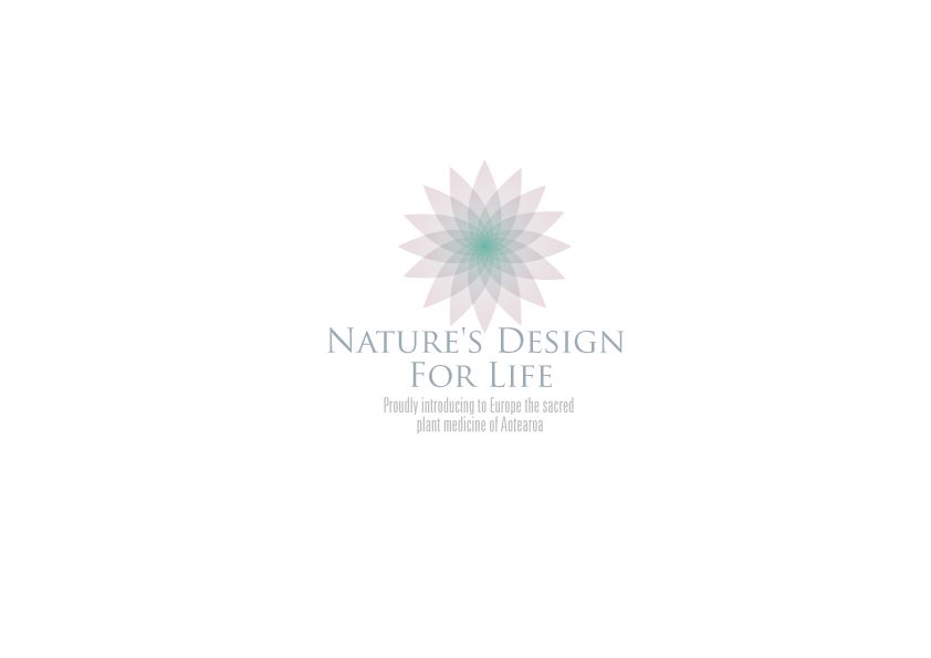 Health Logo Design for Nature's Design For Life - Proudly