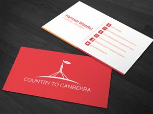 99 feminine business card designs non profit business card design business card design by kaatem for this project design 4962307 colourmoves