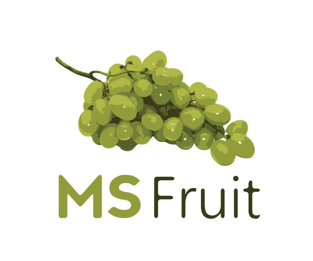Distributor Logo Design for MS Fruit by J&